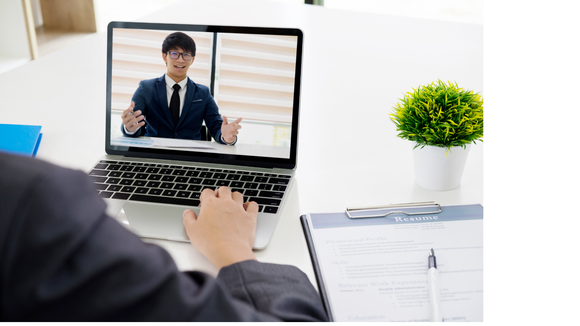 What you need to know about virtual job interviews.