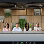 4 ways to help everyone feel included in hybrid meetings.