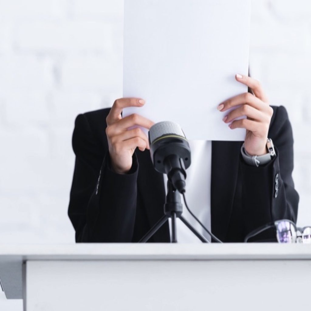 How to Tame Fear of Public Speaking in 7 steps