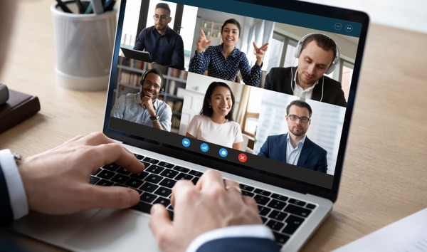 Your success in the new normal of work depends on how well you navigate virtual and in-person communication.